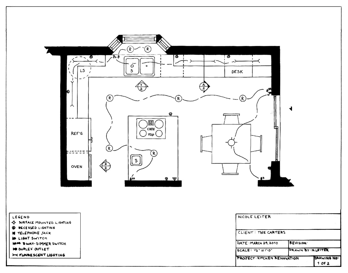 Cad Lighting Electrical Schematic Drawings Engine Cad
