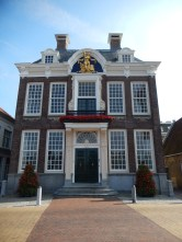 The Harlingen town hall (1730)