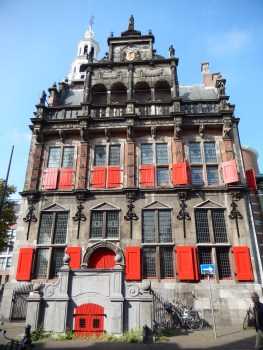 The Old City Hall in The Hague (1564)