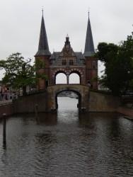 The Waterpoort in Sneek (1492, restored in 1613, 1757 and 1785)