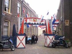 Neighborhood party in Utrecht