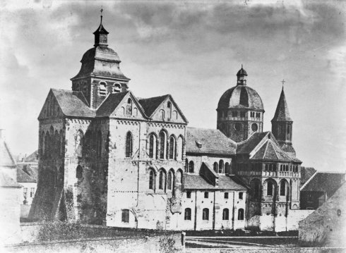 ...and the same church before restoration