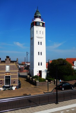 Lighthouse in Harlingen