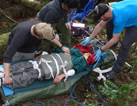 First Aid Course – 3 Day Wilderness