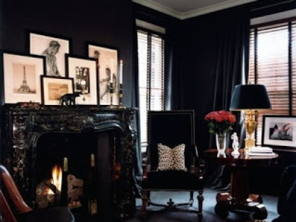 Vamp it Up with Dwellings' Goth Design Vignette