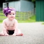 Amy is One! | Kinder Farm Park