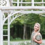 Alexa Senior Portraits | Quiet Waters Park