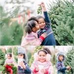 A Kevin + Brooklyn Christmas | Hemlock Tree Farm