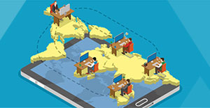 Benefits of Outsourcing App Development Services to India
