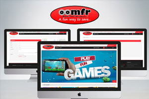 Online Gaming Website Development
