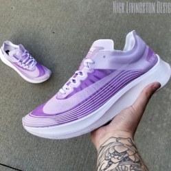 Custom Dyed Nike Zoomfly