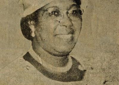Mabel Blanche Allen