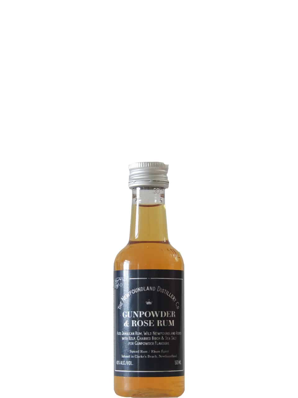 The Newfoundland Distillery Co Gunpowder&Rose Rum