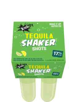 Black Fly Tequila Shaker Shots