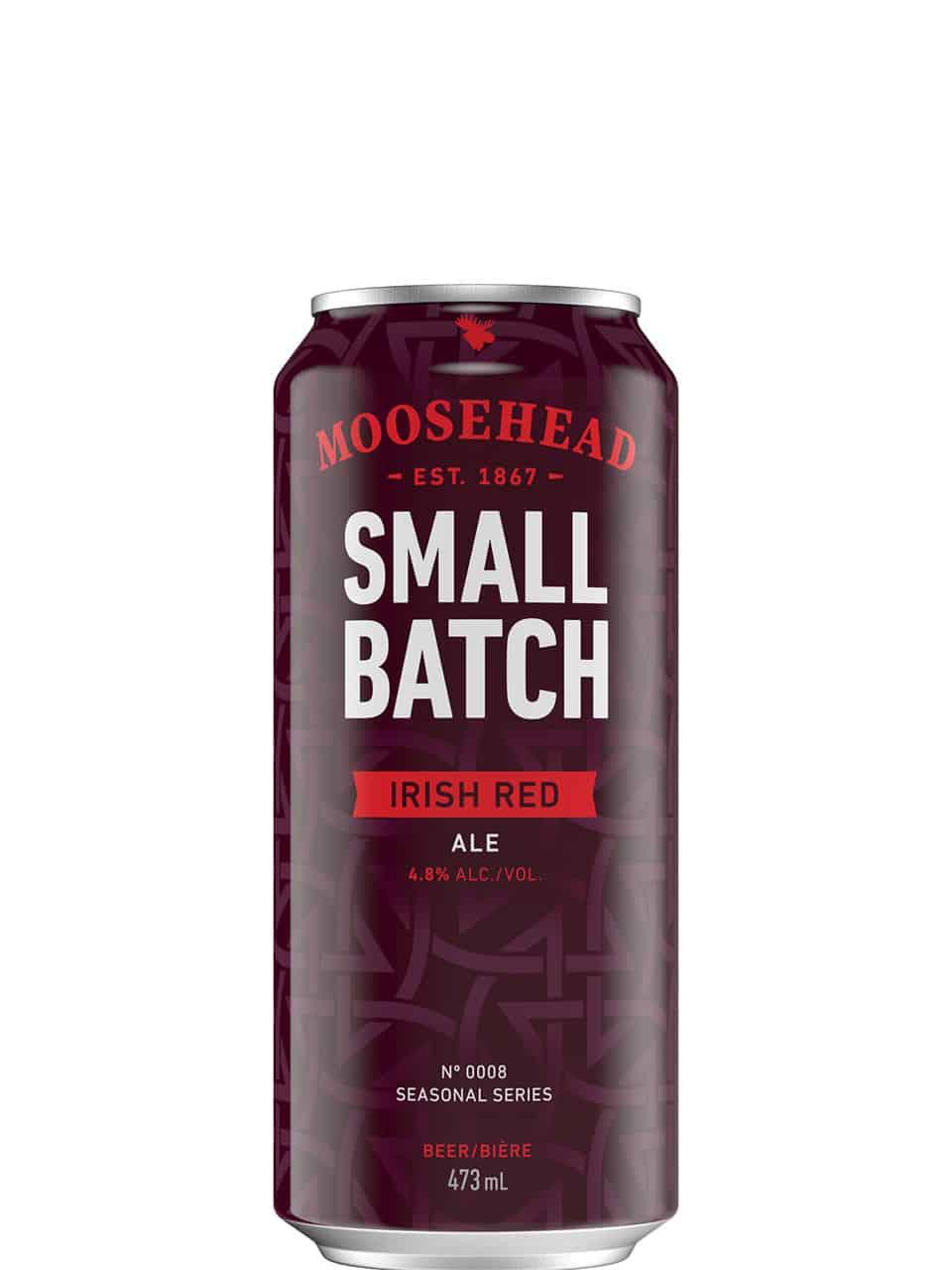 Small Batch Irish Red Ale 473ml Can