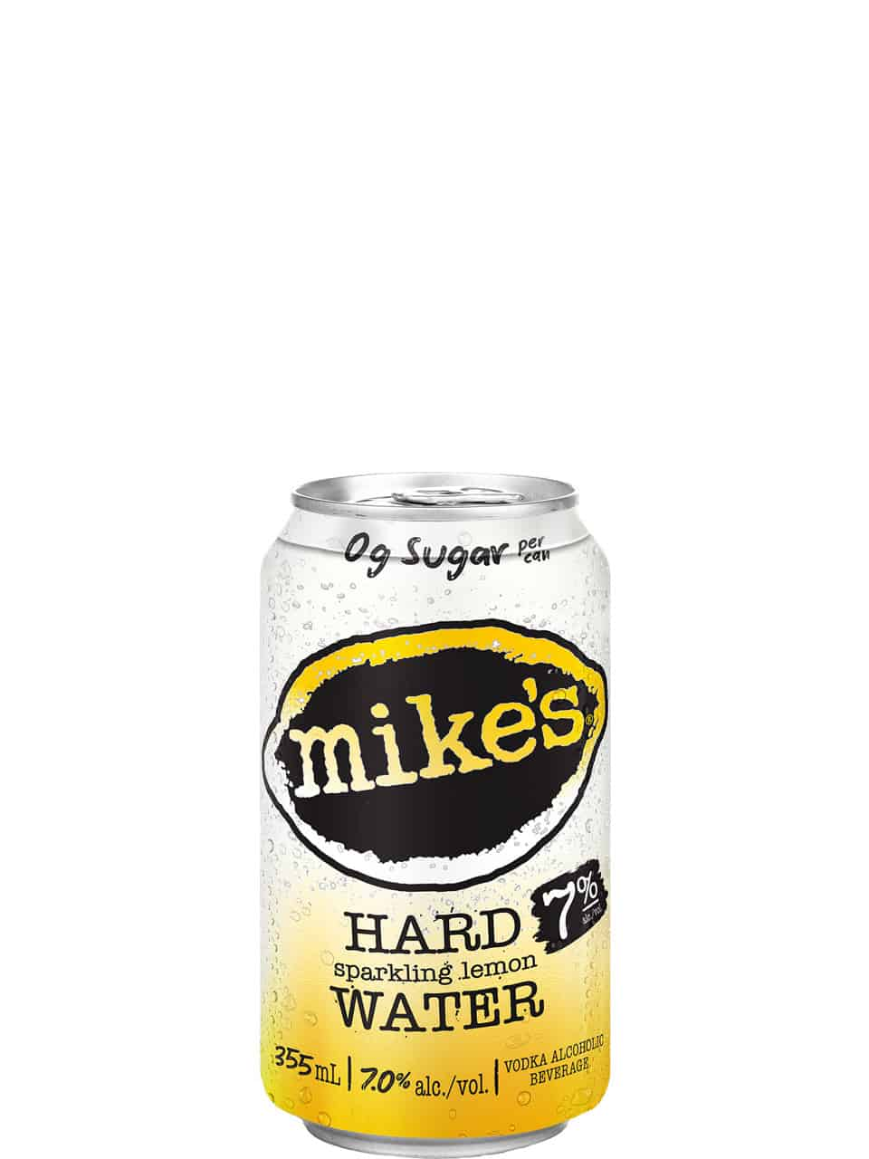 Mike's Hard Sparkling Lemon Water 6 Pack Cans