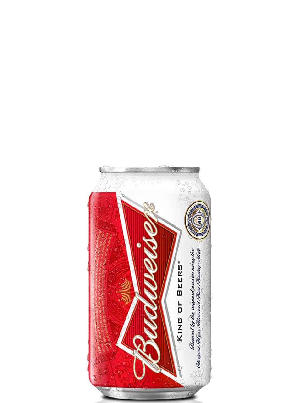 Budweiser 15 Pack Cans