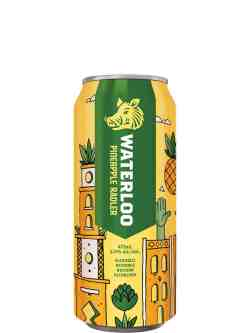 Waterloo Pineapple Radler 473ml Can