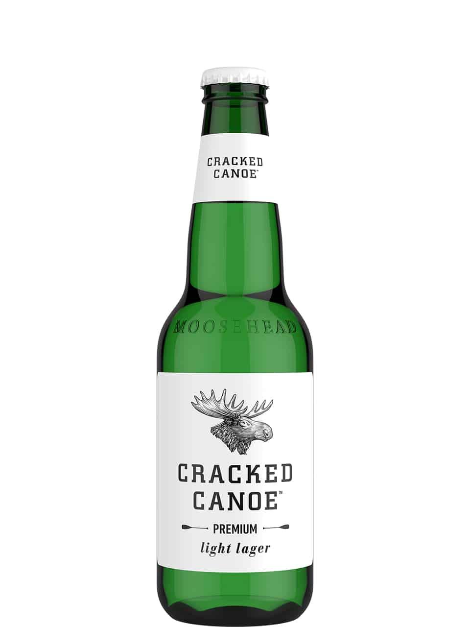 Moosehead Cracked Canoe 12 Pk Bottles