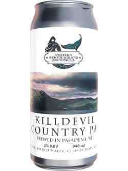 Western NL Brewing Killdevil Backcountry Pale Ale