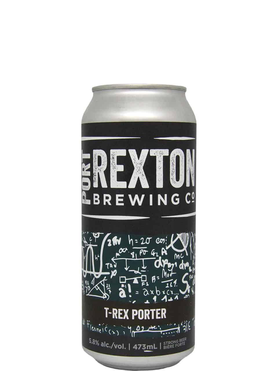 Port Rexton T-Rex Porter 473ml Can