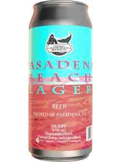 Western NL Brewing Pasadena Beach Lager