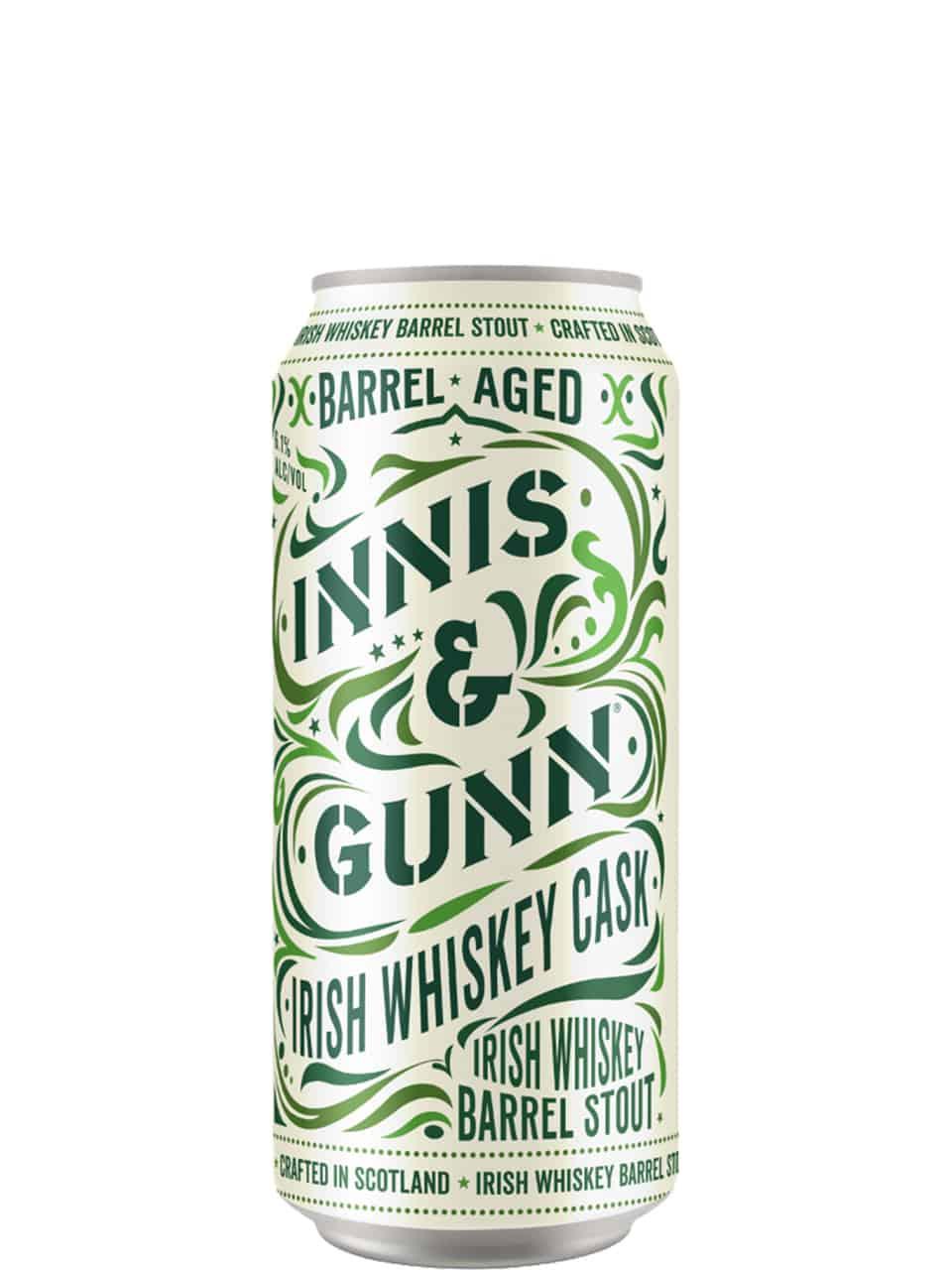 Innis & Gunn Irish Whiskey Cask 330ml Bottle