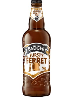 Badger Fursty Ferret 500ml Bottle
