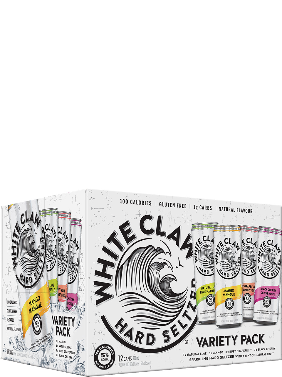 White Claw Variety 12 Pack