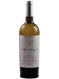 Aile d'Argent 2008 of Mouton Rothschild