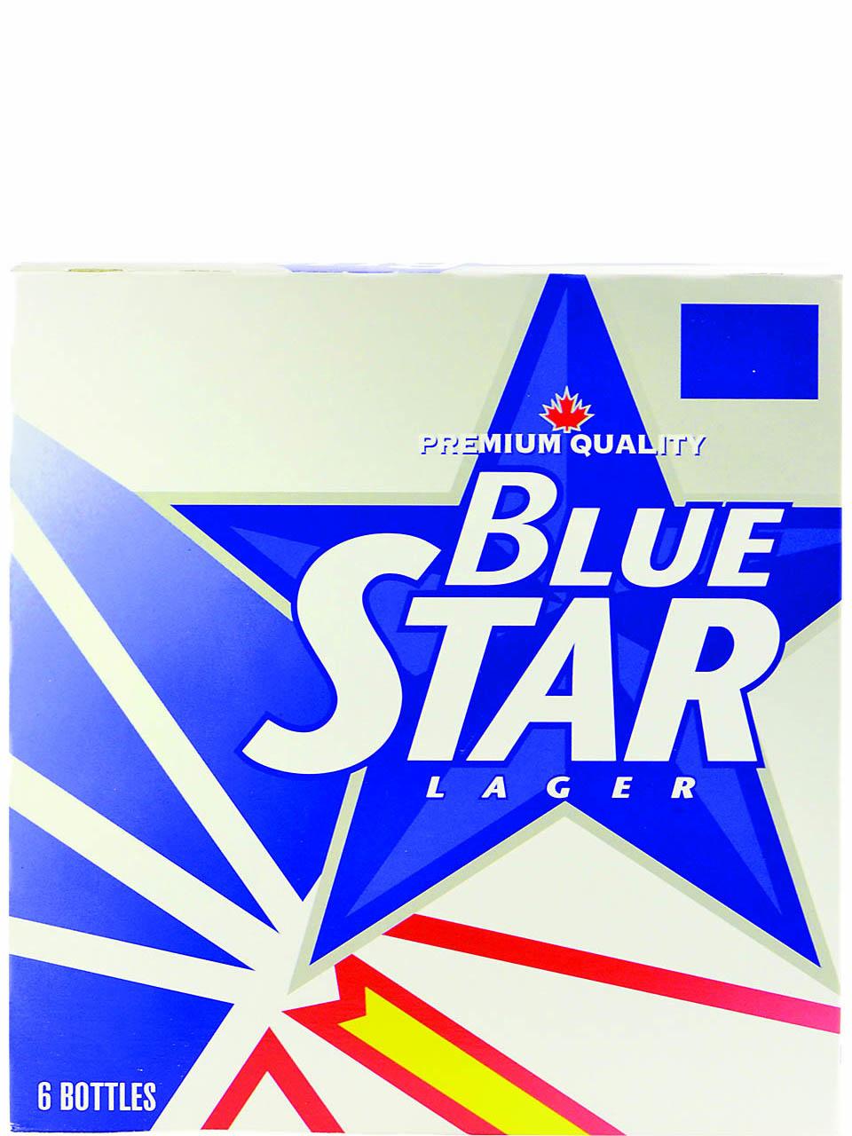 Blue Star Bottles 6pk