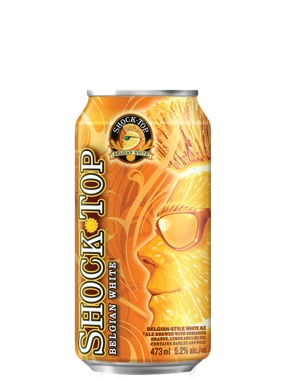 Shock Top Belgian White Ale 473ml