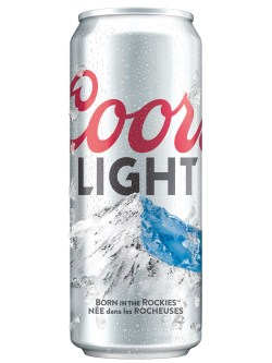 Coors Light 710ml Can