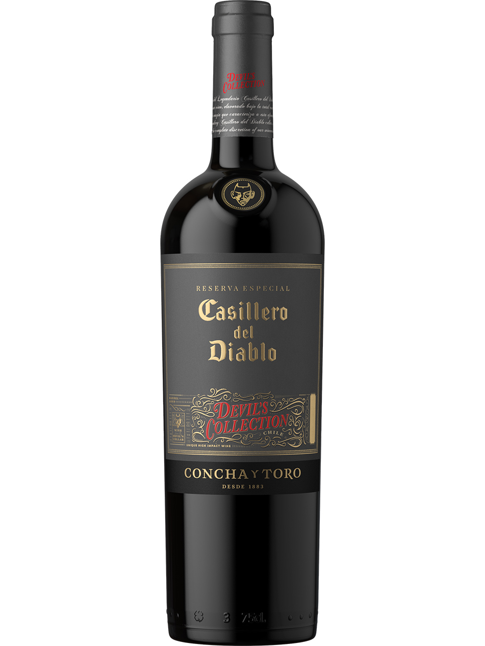 Casillero del Diablo Res Devil's Collection Red
