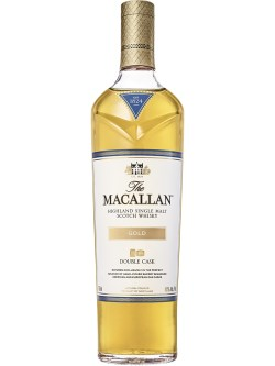 The Macallan Double Cask Gold Scotch Whisky
