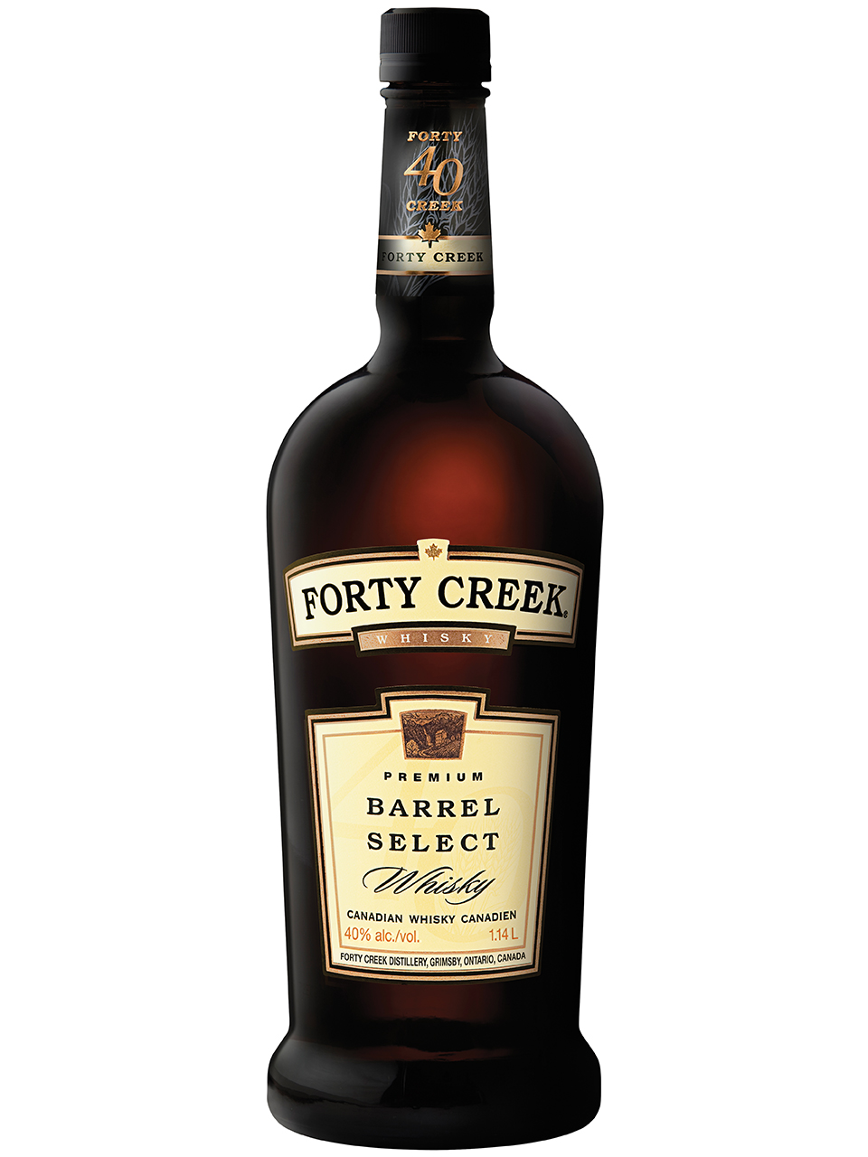 Forty Creek Barrel Select Whisky
