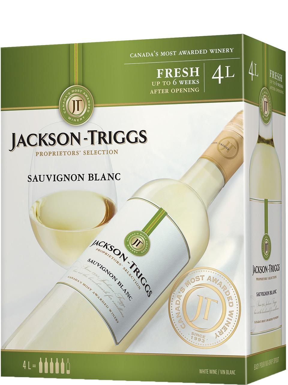 Jackson-Triggs Proprietors' Selection Sauvignon Bl