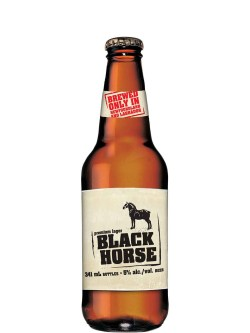 Black Horse Bottles 12pk