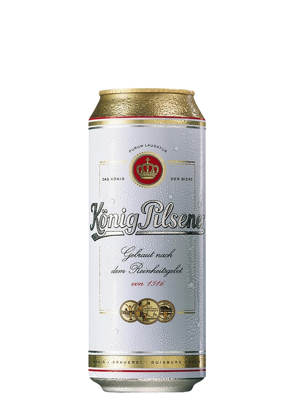 Konig Pilsener 500ml Can