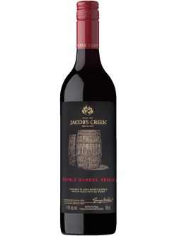 Jacob's Creek Double Barrel Barossa Shiraz