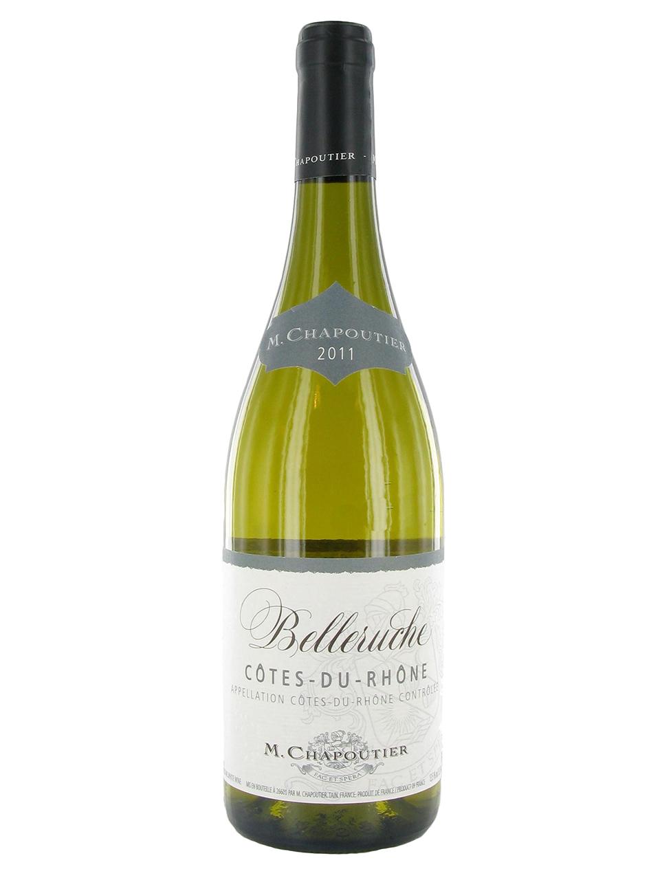 Chapoutier Belleruche Cotes-du-Rhone Blanc