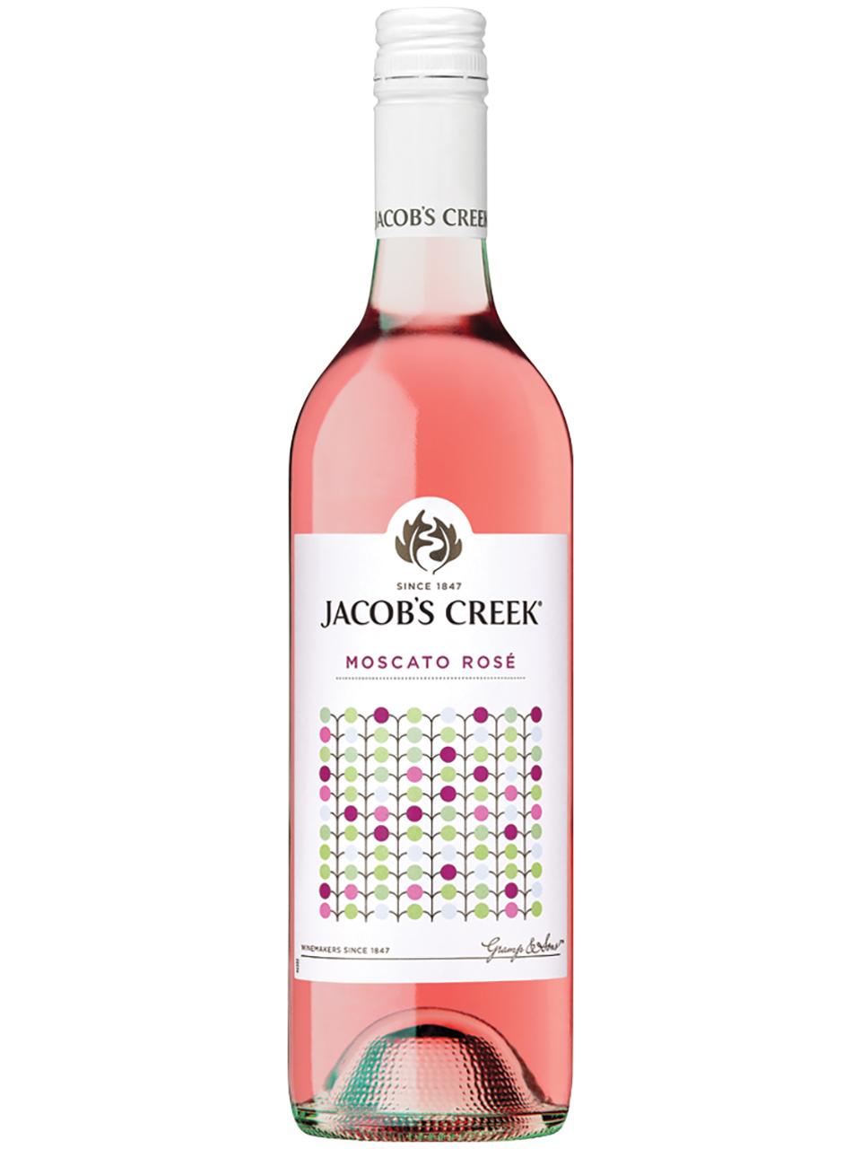 Jacob's Creek Moscato Rose