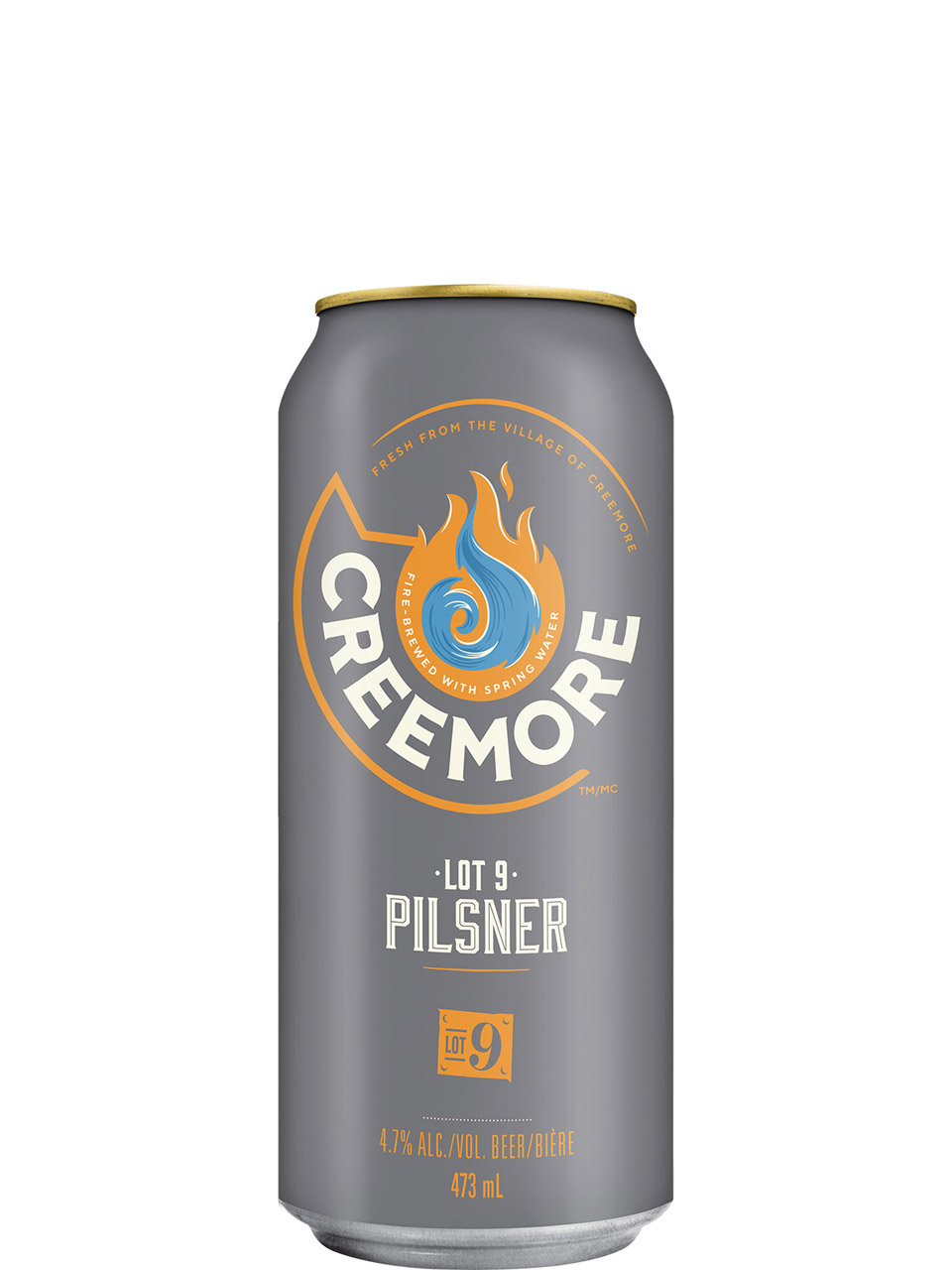 Creemore Springs Lot 9 Pilsner 473ml Can