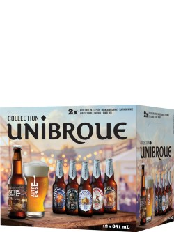 Unibroue Collection 12 Pack