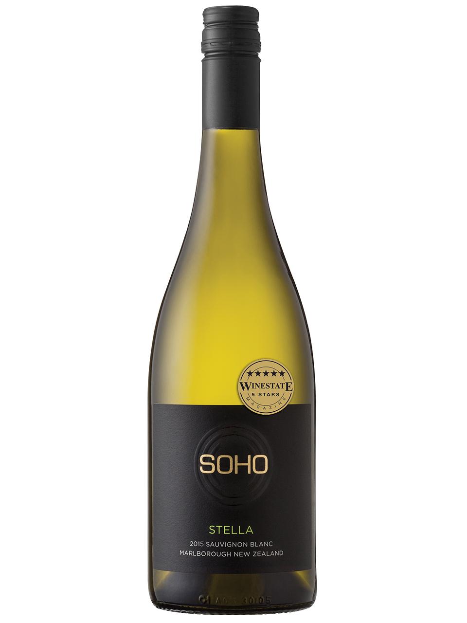 SOHO Stella Sauvignon Blanc