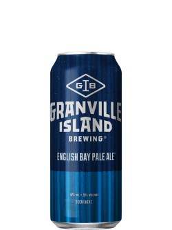 Granville Island English Bay Pale Ale 473ml Can