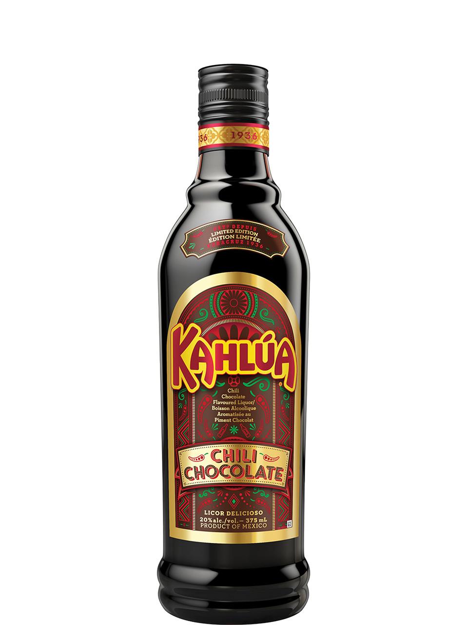 Kahlua Chili Chocolate Limited Edition Liqueur