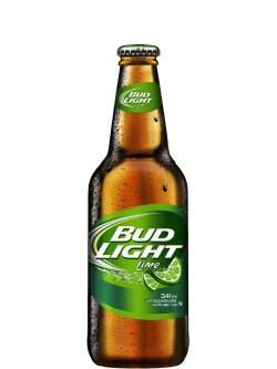 Bud Light Lime Bottles 12pk