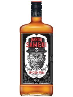 The Baron Samedi Spiced Rum