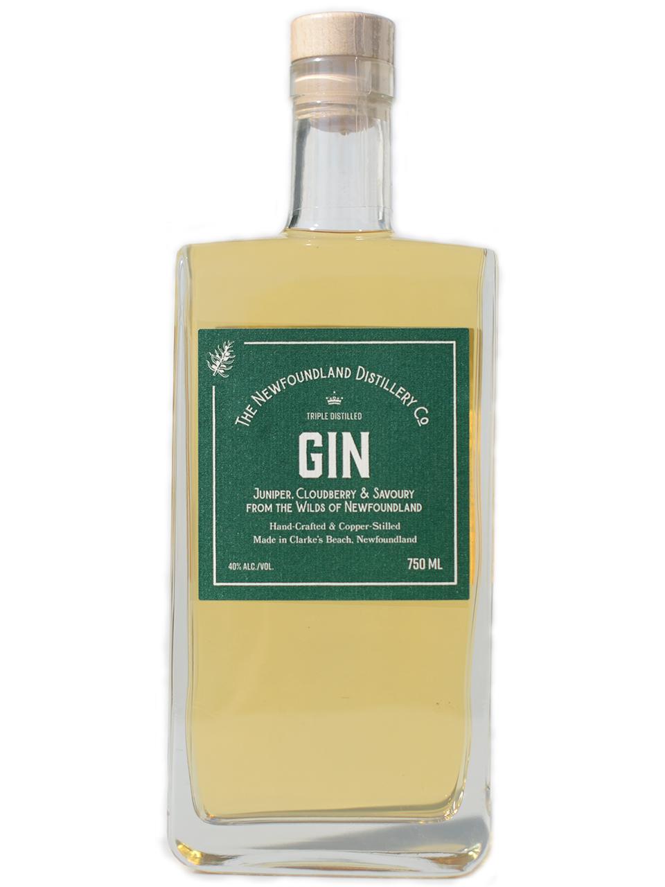 The Newfoundland Distillery Co. Cloudberry Gin